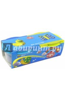 Детская паста для лепки DIDO (2 цвета с блестками, 100 гр) (396701)