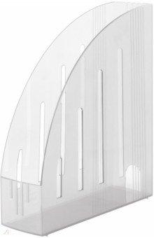 Лоток вертикальный для бумаг (прозрачный) (231555) Brauberg