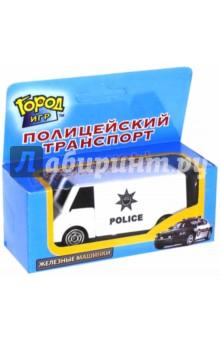 """Машинка """"Полиция"""" (в ассортименте) (GI-6198) CreativeStudio"""