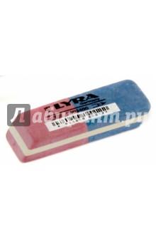 Ластик для карандашей и чернил красн-синий (L7402400) LYRA
