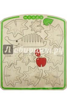 Набор Еж Тимофей (0-0693)Сборные 3D модели из дерева неокрашенные макси<br>Добрый Ёж Тимофей научит малыша собирать ЗD-конструкции, поможет малышу развить навыки пространственного мышления, мелкую моторику рук, навыки счёта, формовосприятия и творческие способности.<br>Количество деталей: 13.<br>Игрушка предназначена для игровых целей, для детей от 3-х лет и старше, можно обрабатывать влажной салфеткой.<br>Не рекомендовано детям до 3-х лет.<br>Сделано в Беларуси.<br>