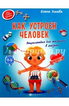 Как устроен человек. Энциклопедия для малышей в сказках Феникс-Премьер