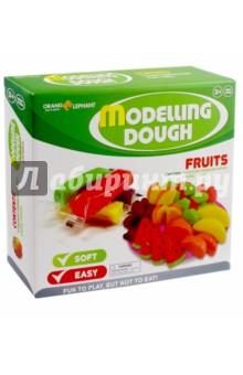 Набор теста Фрукты (OE-MD/4PM3)Лепим из пасты<br>В набор входят: формочка и четыре сочных цвета теста для лепки (зеленый, арбузный, жёлто-персиковый и ягодно-фиолетовый) по 28 гр.<br>Для детей старше 3-х лет. <br>Сделано в Китае.<br>