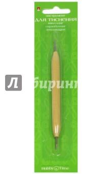 Инструмент для тиснения (квиллинг, скрапбукинг, аппликация) (2-197)Сопутствующие товары для детского творчества<br>Инструмент для тиснения: квиллинг, скрапбукинг, аппликация.<br>Сделано в Китае.<br>