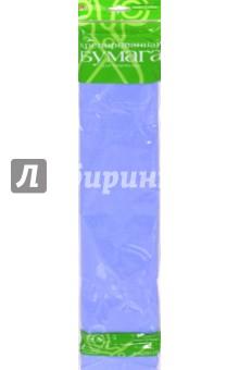 Бумага цветная креповая (пастельные цвета, нежно-голубой) (2-058/04) Альт