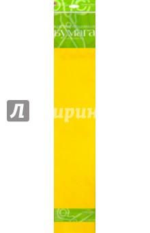 Бумага цветная креповая, желтая (2-060/03) Альт