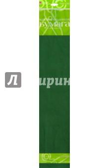 Бумага цветная креповая, зеленая (2-060/05) Альт