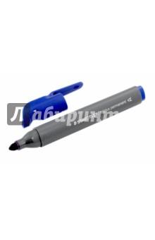 Перманентный маркер Triplus. В трехгранном корпусе. Синий. 2 мм. (3553-3) STAEDTLER