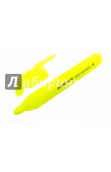 Текстовыделительный маркер Triplus highlighter. В трехгранном корпусе. Желтый. 2-5 мм. (3654-1) STAEDTLER