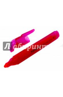 Текстовыделительный маркер Triplus highlighter. В трехгранном корпусе. Розовый. 2-5 мм. (3624-23) STAEDTLER