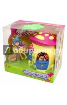 Набор игрушек Фея Спора и лесной домик-гриб (84206)Герои мультфильмов<br>Набор игрушек Фея Спора и лесной домик-гриб.<br>Предназначено для детей от трех лет - содержит мелкие детали. <br>Упаковка: картонная коробка.<br>Произведено в Китае.<br>