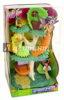 Набор игрушек Фея Вольтесса и Домик-дерево (84210)Герои мультфильмов<br>Набор игрушек Фея Вольтесса и Домик-дерево.<br>Предназначено для детей от трех лет - содержит мелкие детали. <br>Упаковка: картонная коробка.<br>Произведено в Китае.<br>