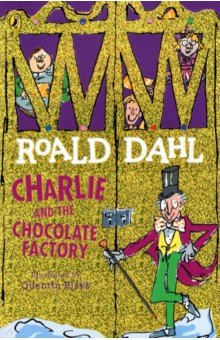 Charlie and the Chocolate FactoryЛитература на английском языке<br>Phizz-whizzing new branding for Roald Dahl, the worlds No. storyteller! Exciting, bold and instantly recognisable with Quentin Blakes inimitable artwork. Mr Willy Wonka is the most extraordinary chocolate maker in the world. And do you know who Charlie is? Charlie Bucket is the hero. The other children in this book are nasty little beasts, called: Augustus Gloop - a great big greedy nincompoop; Veruca Salt - a spoiled brat; Violet Beauregarde - a repulsive little gum-chewer; Mike Teavee - a boy who only watches television. Clutching their Golden Tickets, they arrive at Wonkas chocolate factory. But what mysterious secrets will they discover? Our tour is about to begin. Please dont wander off. Mr Wonka wouldnt like to lose any of you at this stage of the proceedings...The ultimate childrens story ever. (David Walliams). Now you can listen to Charlie and the Chocolate Factory and other Roald Dahl audiobooks read by some very famous voices, including Kate Winslet, David Walliams and Steven Fry - plus there are added squelchy soundeffects from Pinewood Studios! Look out for new Roald Dahl apps in the App store and Google Play- including the disgusting Twit or Miss! and House of Twits inspired by the revolting Twits.<br>