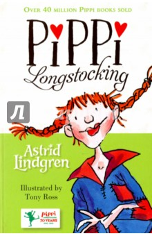 Pippi LongstockingЛитература на английском языке<br>Pippi Longstocking is one of the most popular childrens characters of all time and is still much loved by millions of children today. This anniversary edition of Pippi Longstocking will introduce Pippi and her adventurous spirit to a whole new generation of readers. Nine year old Pippi is an unusual and unpredictable character, she lives alone with a monkey, a horse, and no rules whatsoever! Every day is a crazy adventure with Pippi, but what else would you expect from the daughter of a swashbuckling pirate captain?!<br>