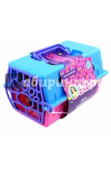 EstaBella. Игрушка Мой любимый питомец (64757)Другие виды игрушек<br>Игровой набор из серии Мой любимый питомец от бренда EstaBella понравится всем, кто обожает животных. В комплекте представлен игрушечный питомец и клетка, в которой его можно переносить или перевозить.<br>Материал: пластмасса, ПВХ.<br>Упаковка: пластиковая переносная клетка с ручкой.<br>Для детей от 3 лет.<br>Сделано в Китае.<br>