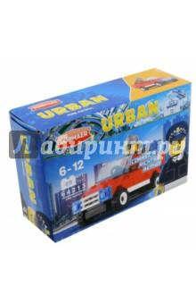 Конструктор Пожарный патруль, 49 элемента (64213)Конструкторы из пластмассы и мягкого пластика<br>Конструктор Urban - Пожарный патруль обязательно заинтересует мальчика и не даст ему скучать. Конструктор - это занимательная игра для усидчивых детей, так как создание моделей требует внимательности и сосредоточенности. Определенная тематика игрушки - пожарный патруль - будет интересна детям, которые хотят быть пожарниками, игра для них станет увлекательной и время пролетит незаметно.<br>49 элементов.<br>Материал: пластмасса, ПВХ.<br>Упаковка: картонная коробка.<br>Для детей от 6 до 12 лет.<br>Сделано в Китае.<br>