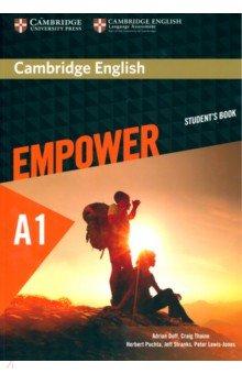 Cambridge English Empower. Starter Student s Book. A1