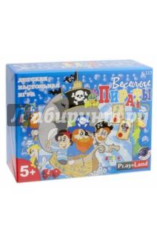 Настольная игра Веселые пираты