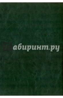 """Ежедневник датированный на 2017 год """"Пристин"""" (А5, зеленый) (42463) Феникс+"""