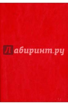 """Ежедневник датированный на 2017 год """"Пристин"""" (А5, красный) (42467) Феникс+"""