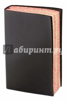 """Ежедневник недатированный """"Сариф"""" (А6, черный) (42573) Феникс+"""