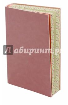 """Ежедневник недатированный """"Сариф"""" (А6, розовый) (42579) Феникс+"""