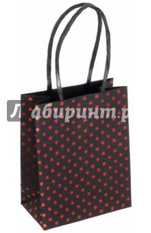 "Пакет подарочный ""Звездочки"" (11х6х14 см) (40106) Феникс+"