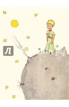 Блокнот Маленький принц 2 (А6)Блокноты средние нелинованные<br>Блокнот.<br>Количество листов: 32.<br>Без разлиновки. <br>Крепление: скрепка.<br>Сделано в России.<br>