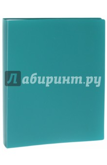"Папка ""Basic"", 40 файлов, А4, зеленый (255069-03)"