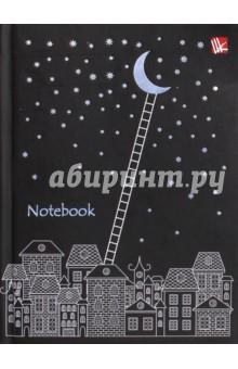 """Книга для записей, 96 листов, А6 """"Лунная ночь"""" (КЗФ6962103) Listoff"""