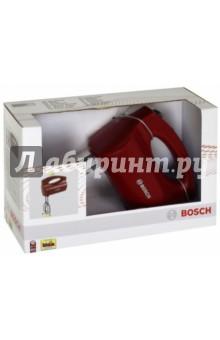 Миксер Bosch (красный) (9574)Бытовая техника<br>Не рекомендовано детям младше 3-х лет. Содержит мелкие детали.<br>