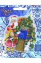 Украшение новогоднее оконное (42206)