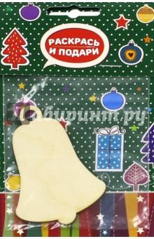 """Заготовка елочной игрушки """"Колокольчик"""" (Z5) Bumbaram"""