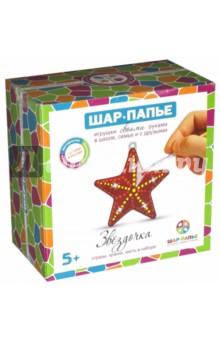 "Набор для детского творчества ""Звездочка"", со стразами (B0233) ШАР"