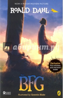 The BFG (Film tie-in)Литература на английском языке<br>Now a major motion picture from the human beans that created E.T. and the author of Charlie and The Chocolate Factory and Matilda.<br>The Big Friendly Giant is no ordinary bone-crunching giant. He is far too nice and jumbly. Its lucky for Sophie that he is. Had she been carried off in the middle of the night by any of the other giants she would have soon become breakfast. When Sophie hears that the giants are flushbunking off to England to swollop a few nice little chiddlers, she and the BFG decide they must stop them once and for all!<br>