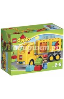 Конструктор Желтый грузовик (10601)Конструкторы из пластмассы и мягкого пластика<br>Подготовьте грузовик LEGO® DUPLO® к поездке! Что повезёт он сегодня? Помогите водителю грузовика погрузить яркие кубики, а затем забраться на сиденье и двинуться в путь. Этот грузовик с кабиной и основой с колесиками очень легок в сборке. Маленьким водителям грузовика понравится эта машина и возможности для игры с дополнительными кубиками, которые помогают развить базовые навыки сборки. В набор входит фигурка водителя грузовика LEGO DUPLO.<br>Материал: пластик<br>Для детей 2-5 лет.<br>