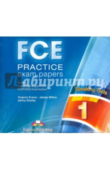 FCE Practice Exam Papers 1. For the Cambridge English First FCE/FCE (fs) Examination (CD)Изучение иностранного языка<br>Аудиокурс FCE Practice Exam Papers 1. For the Cambridge English First FCE / FCE (fs) Examination к учебнику.<br>