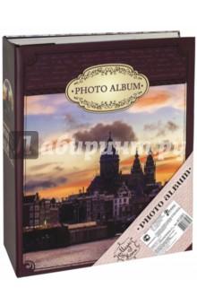 Zakazat.ru: Фотоальбом Закат над городом (50 листов) (41291).