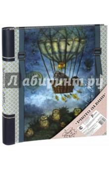 Zakazat.ru: Фотоальбом Кот на воздушном шаре (41274).