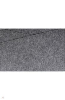 Папка из синтетического фетра, 360х260мм (44637)Папки из текстиля<br>Папка из синтетического фетра.<br>Размер: 360х260 мм.<br>2 отделения.<br>Сделано в Китае.<br>