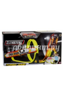 ���� ����� ������ Teamsterz (1416243.00) Halsall Toys International