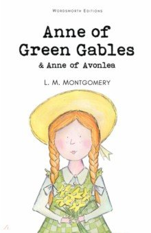Anne of Green Gables &amp; Anne of AvonleaЛитература на иностранном языке для детей<br>When Matthew and Marilla Cuthbert apply to an orphanage for a boy to help on their farm, Green Gables, they are astonished when a loquacious little girl steps off the train instead. Anne, red-headed, pugnacious and incurably romantic, causes chaos at Green Gables and in the village, but her wit and good nature delight the fictional community of Prince Edward Island, Canada, and ensure that Anne of Green Gables continues to be a firm favourite with readers worldwide.<br>Anne of Avonlea continues Anne s story. Now half-past sixteen but as strong-headed and romantic as ever, Anne becomes a teacher at her old school and dreams of its improvement. But her responsible position and mature ambitions do not prevent her entanglement in the scrapes that still seem to beset her in spite of her best intentions.<br>Thoroughly charming and amusing, with a supporting cast of colourful and endearing characters, both books will enchant and entertain readers, guaranteeing that Anne s adventures capture their affections as well as their imaginations.<br>