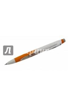 Карандаш автоматический (оранжевый корпус, 0,7 мм) Pentel