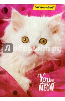 "Блокнот ""Котята"" (40 листов, А7) (731176-17) Silwerhof"