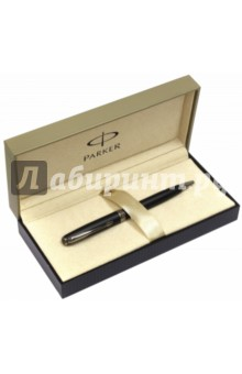 Ручка шариковая SONNET Secret Black Custom Shell (1930486) Parker
