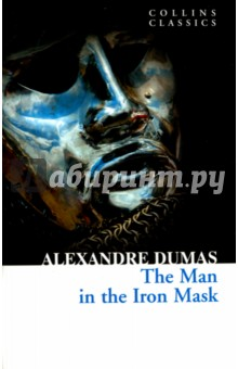 The Man in the Iron MaskХудожественная литература на англ. языке<br>I ve worn that mask so long I don t feel safe without it.<br>D Artagnan, Athos, Porthos and Aramis return to meet their destinies in their final adventure. D Artagnan still remains in the service of King Louis XIV, while Aramis is a priest at the Bastille prison. Upon listening to a confession from an iron-masked prisoner who tells him that he is the twin brother of the King of France, Aramis is convinced that he will be rewarded if he can help him become king and he devises a plan for his escape, pitching himself again? his old comrade D Artagnan. Far darker than Dumas  previous novels, The Man in the Iron Mask is a fast-paced and compelling historical romance of honour and loyalty.<br>
