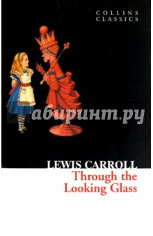 Through the Looking GlassХудожественная литература на англ. языке<br>In Carroll s sequel to Alice s Adventures in Wonderland, Alice once again finds herself in a bizarre and nonsensical place when she passes through a mirror and enters a looking-glass world where nothing is quite as it seems. From her guest appearance as a pawn in a chess match to her meeting with Humpty Dumpty, Through the Looking Glass follows Alice on her curious adventure and shows Carroll s great skill at creating an imaginary world full of the fantastical and extraordinary.<br>