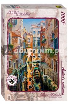 """ФОТО step puzzle-1000 """"Солнечная аллея в Венеции"""" (79536)"""