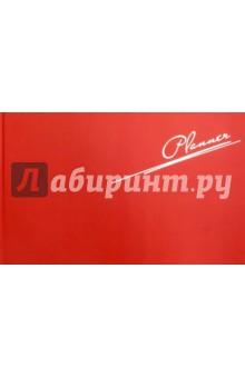 Планинг полудатированный Красный (43249)Планинги<br>Планинг полудатированный Красный.<br>Формат: 130х215.<br>Количество страниц: 192<br>Внутренний блок: офсет<br>Переплет: 7Б.<br>