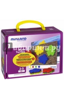"Обучающий набор ""Черепашкина математика"" (31797) Miniland Educational"
